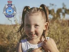 Australian Police Offer $1 Million Reward For Missing 4-Year-Old Girl