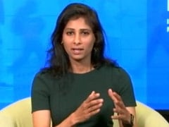 Gita Gopinath To Leave IMF, Return To Harvard University In January