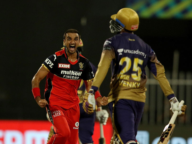 Harshal Patel Equals Dwayne Bravos Record Of Most Wickets In Single IPL Season