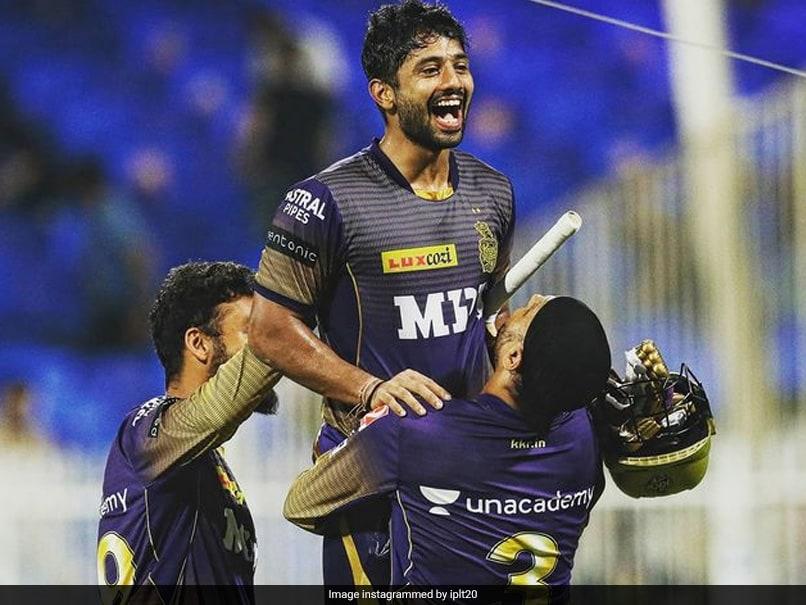 "IPL 2021: ""Never Thought Game Would Go So Deep"", Says Kolkata Knight Riders' Rahul Tripathi After Win vs Delhi Capitals"