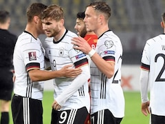 Timo Werner Double Sees Germany Qualify For 2022 World Cup