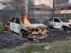 Trinamool Questions Centre Silence On Bangladesh Violence, BJP Hits Back