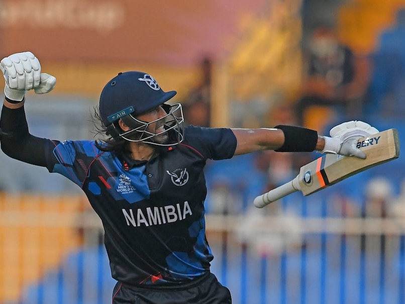T20 World Cup, Namibia vs Ireland: Namibia Beat Ireland By 8 Wickets, Qualify For Super 12s