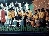 Video : Behind The Scenes Of #SwasthBharat, Sampann Bharat Telethon