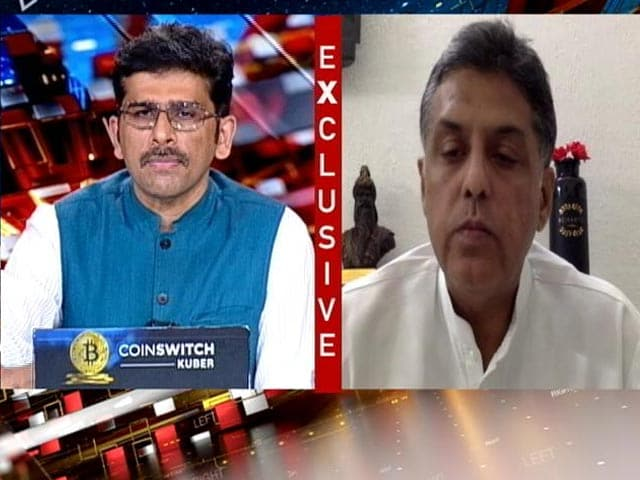 Video : Legality Of Centre's Notification Fairly Dubious: Congress' Manish Tewari On BSF Row