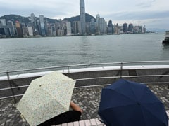Storms Threat Forces Hong Kong To Shutter Twice In A Week