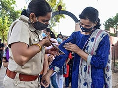 Women's Panel NCW Condemns Sleeve Cutting Act Outside Rajasthan Exam Centre