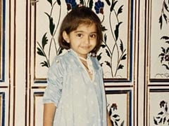 """Baby Me Was Cute,"" Writes Sonam Kapoor. Mom Sunita Has This To Say"