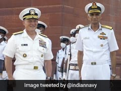 India-US Navies' Interaction Will Pave Way For Focused Outcomes: Navy Chief