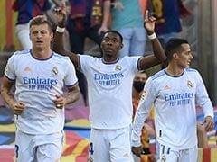 Real Madrid beat struggling rivals Barcelona 2-1 in La Liga