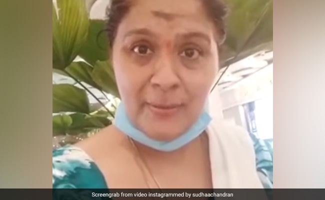 Actress Tags PM Modi In Post On Being Stopped At Airport For Prosthetic Limb