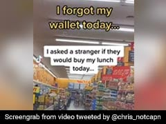 Woman Buys Lunch For Stranger, What He Did In Return Will Surprise You