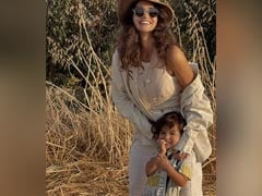 """""""Rare Sighting Of A Smiling Arik"""": Gabriella Demetriades' Pic With Son Is Everything"""