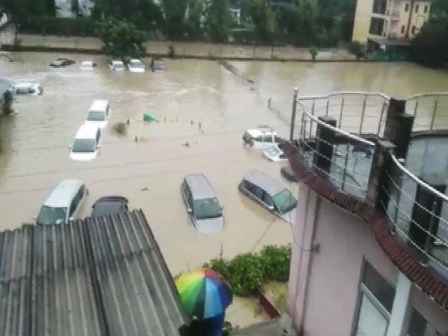 Video : 20 Dead As Rain Batters Uttarakhand, Pics, Videos Show Flooding, Damage