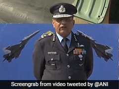 """""""Someday, India Will Have Whole Of Kashmir"""": Top Air Force Officer"""