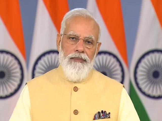 Video : PM Modi Dedicates 7 New Defence Companies To Nation