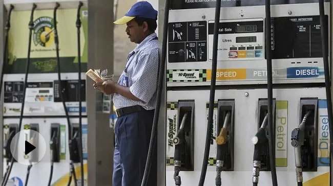 Petrol, Diesel Prices Kept Unchanged After Five Straight Days Of Hike. See Rates