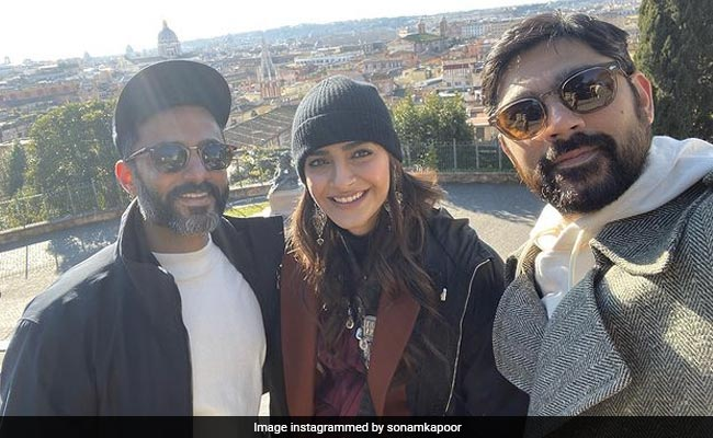 'Thanks For Getting Us Out Of Trouble': Sonam Kapoor's Birthday Post For Brother-In-Law Karan Boolani