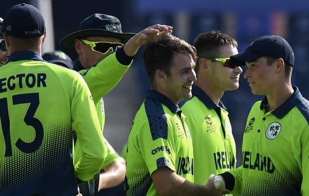 T20 WC: Campher Takes 4 In 4 As Ireland Beat Netherlands By 7 Wickets
