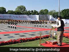 """""""Indian Forces Gave Befitting Reply To Expansionist Neighbour"""": Union Minister"""