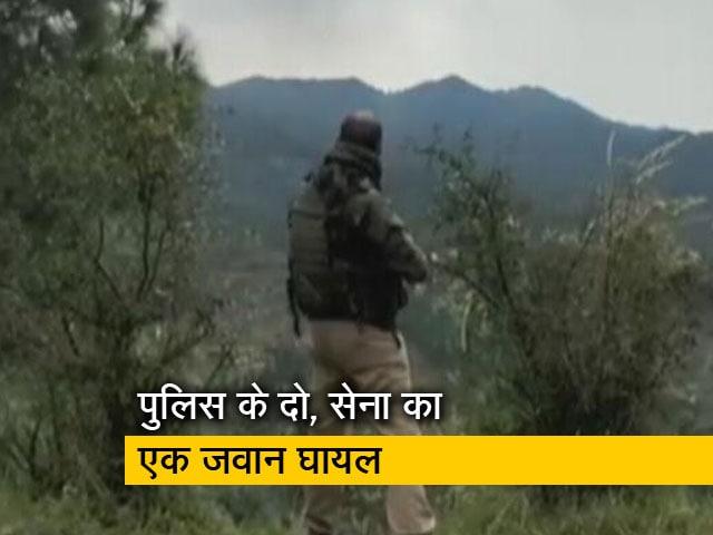 Videos : जम्मू कश्मीर के पुंछ में आतंकियों से सुरक्षा बलों की मुठभेड़ 14 वें दिन भी जारी रही