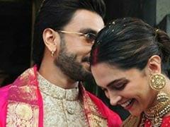 Ranveer Singh Compares His Love Story With Deepika Padukone To This Chetan Bhagat Novel