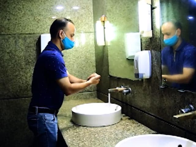 Video : Washing Hands With Soap And Water Can Save Us From Countless Infections And Diseases