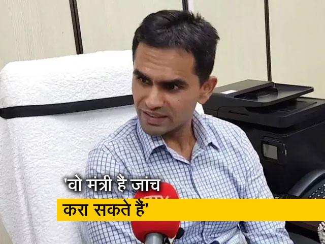 Videos : क्रूज ड्रग्स केस: समीर वानखेड़े की NDTV से Exclusive बातचीत, कहा- 'नवाब मलिक के आरोप घटिया हैं'