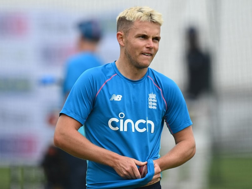 England all-rounder Sam Curran withdraws from ICC T20 World Cup due to back injury