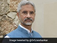 S Jaishankar Welcomed With Bollywood Songs At Israel's Centre For Persons with Disabilities