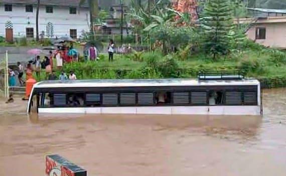5 Dead, Many Missing As Kerala Rain Causes Floods, Landslides: 10 Points