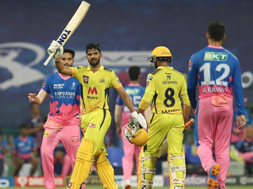 रुतुराज गायकवाड़ ने लगाया अपना पहला आईपीएल शतक, बल्लेबाजों की कुलीन सूची में शामिल