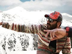 """<i>Into The Wild</i>: Ajay Devgn To Take Bear Grylls' """"Ultimate Survival Challenge"""""""