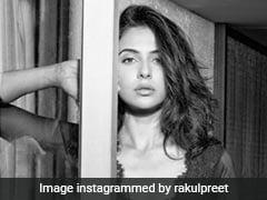 Rakul Preet Singh Needs Nothing But A Lace Bodysuit To Set The Internet Ablaze