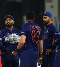 'Not A Team That Presses Panic Button': Kohli After Crushing Loss To Pak