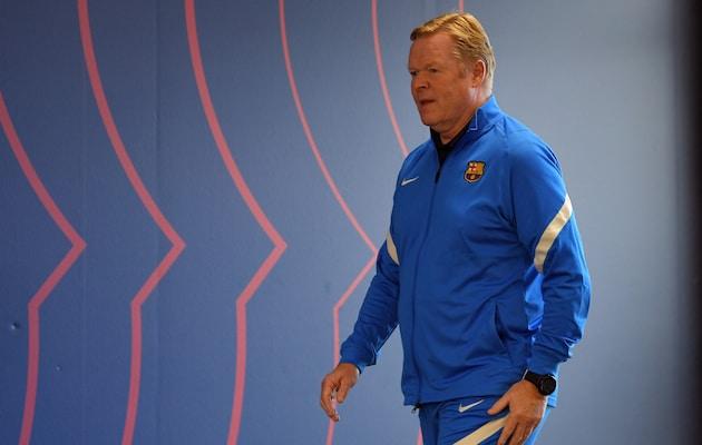 I Couldnt Be Under More Pressure, Says Ronald Koeman Ahead Of El Clasico