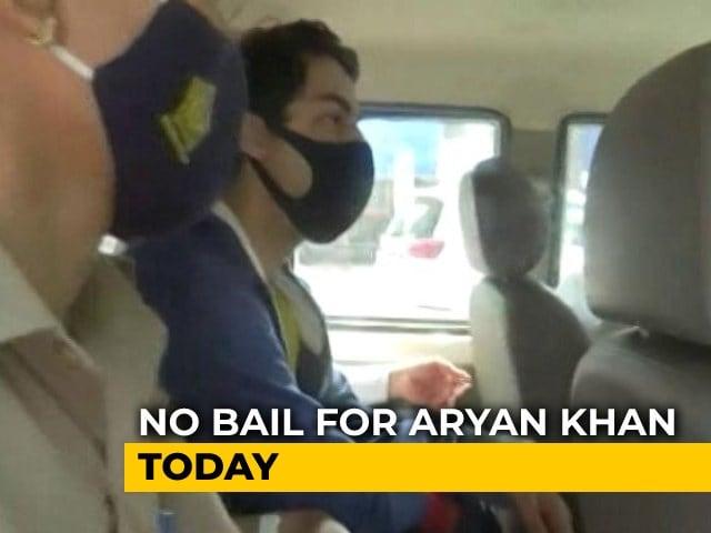 Video : Aryan Khan WhatsApp Chats Show He Trafficked Drugs, Claim Investigators