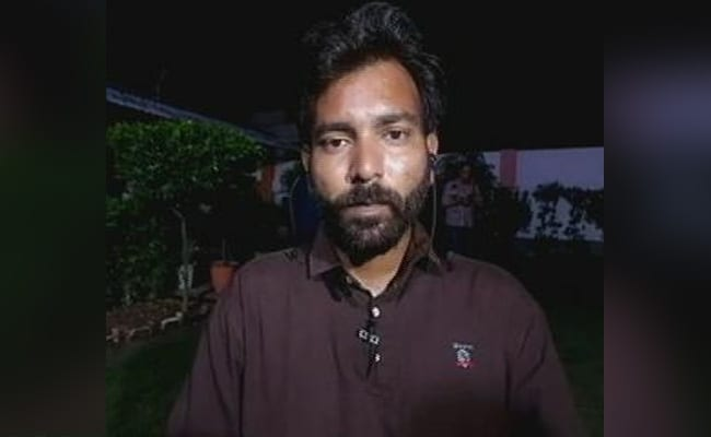BJP Leader Seen Leaving SUV Says Farmers Attacked Us, 'Lucky To Survive'
