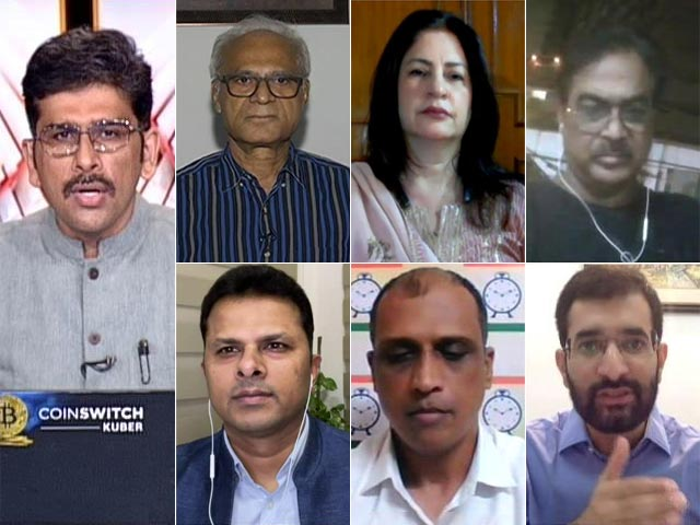 Video : Mumbai vs Mundra Drugs Case: Agencies Hunting For Soft Targets?