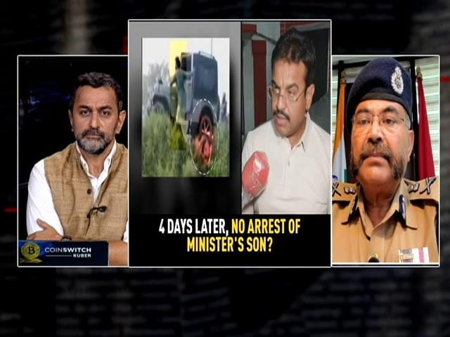 """Video : """"Have To Examine Videos"""": UP Cop On Lakhimpur Violence"""