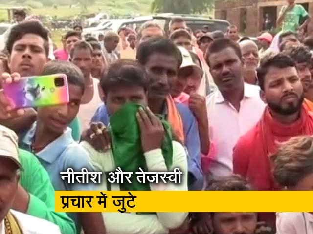 Videos : रवीश कुमार का प्राइम टाइम : नीतीश कुमार और लालू यादव की प्रतिष्ठा का सवाल बने उपचुनाव