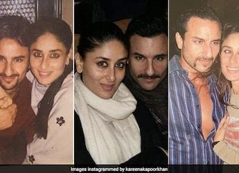 Kareena Kapoor's Love Story Gets A Foodie Twist OnWedding Anniversary