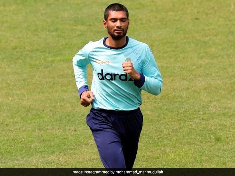 "T20 World Cup: Bangladesh Captain Mahmudullah Riyad To Miss First Warm-Up Match Due To ""Slight Back Pain"""