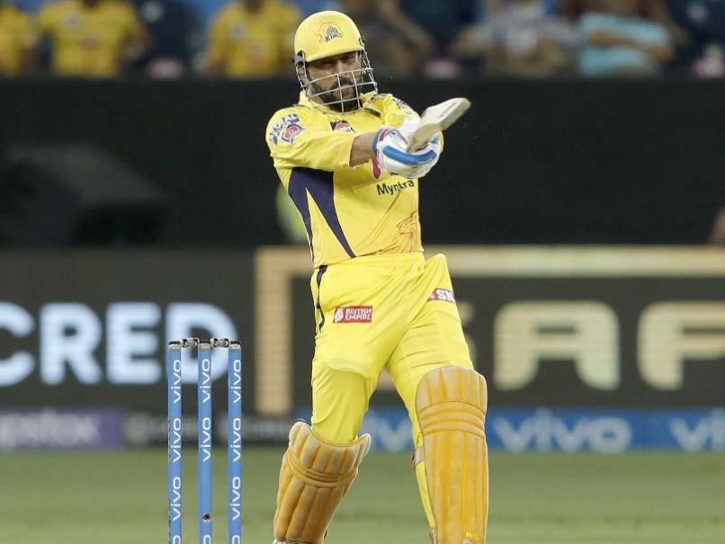 """""""It was an important one"""": Plate sent by MS Dhoni to CSK IPL final"""