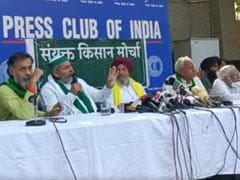 """""""Reaction To Action"""": Farm Leader's Shocker On BJP Workers' Deaths In UP"""