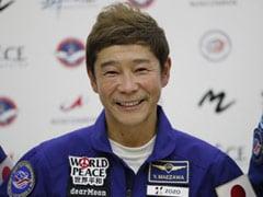 """Not Afraid"": Japanese Billionaire Yusaku Maezawa Ahead Of Launch To Space Station"