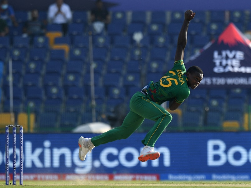 """T20 World Cup: Kagiso Rabada Pleads For South Africa To Stop """"Bickering"""""""