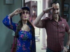 "<i>Bunty Aur Babli 2</i> Trailer: ""OGs"" Rani Mukerji And Saif Ali Khan Teach Imposters Siddhant Chaturvedi-Sharvari A Lesson"