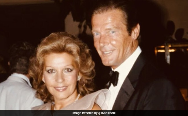 Kabir Bedi Pays Tribute To Roger Moore's Ex-Wife Luisa Mattioli: 'Had Many Conversations While Filming Octopussy'