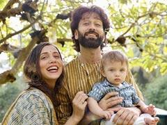 "Anita Hassanandani, Drashti Dhami, Neeti Mohan And Others Are ""Crushing"" On Nakuul Mehta And Jankee Parekh's Baby Son"